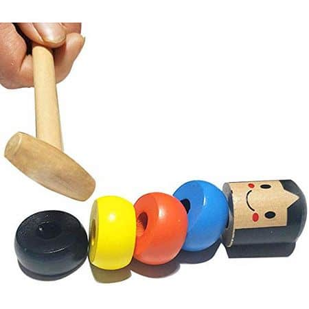 jucarie magica papusa din lemn 4