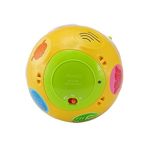 minge interactiva bebe spin ball abero2