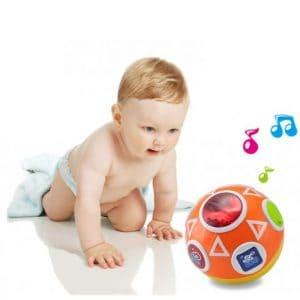 jucarie bebe minge