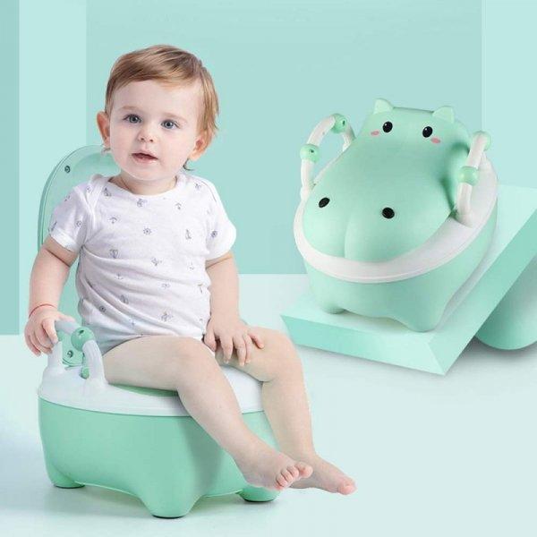 olita copii hipopotam