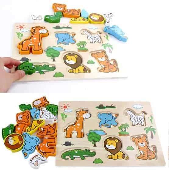 puzzle 3d savana vivi wood2 555x558 1