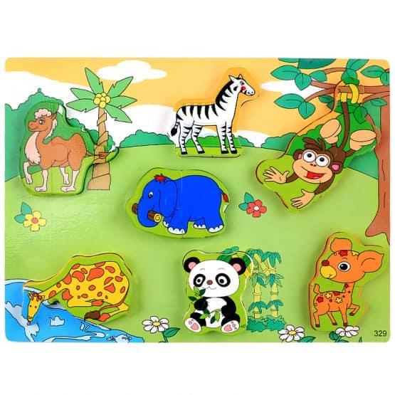 puzzle compunse si descompune jungla11 555x555 1