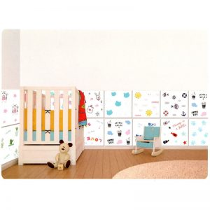 set 6 decoratiuni perete
