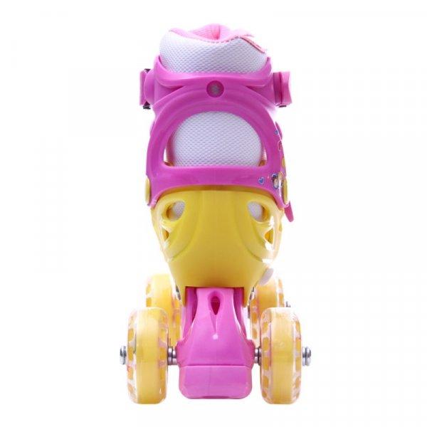 set role reglabile si echipament protectie roz 3