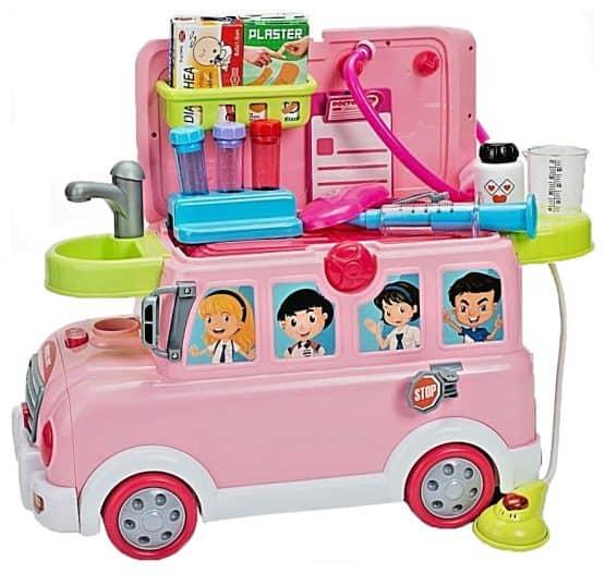 autobuz pentru copii ride on 2