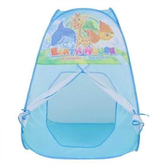 cort de joaca copii albastru 1