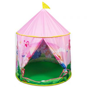 cort de joaca copii roz