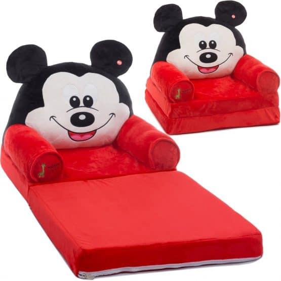fotoliu extensibil mickey mouse 162cm 2