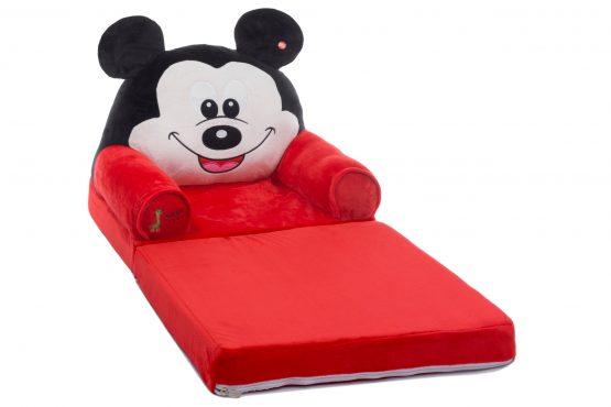 fotoliu extensibil mickey mouse 162cm 3