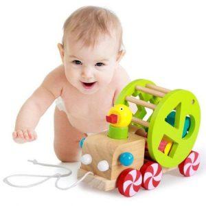 rata de tras bebe