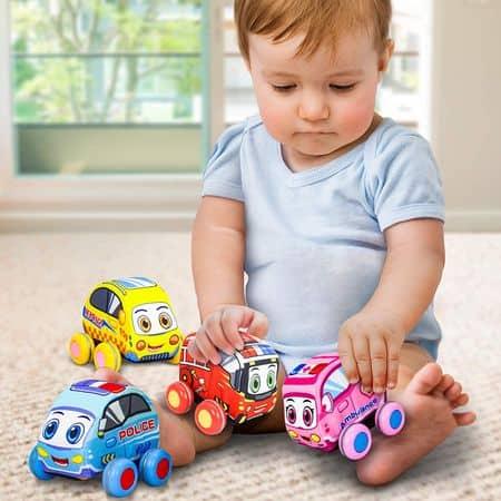 set 4 masinute de joaca