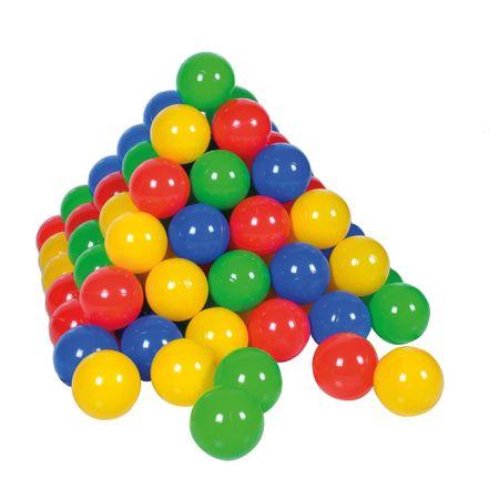 set 50 bile coloratepentru piscina
