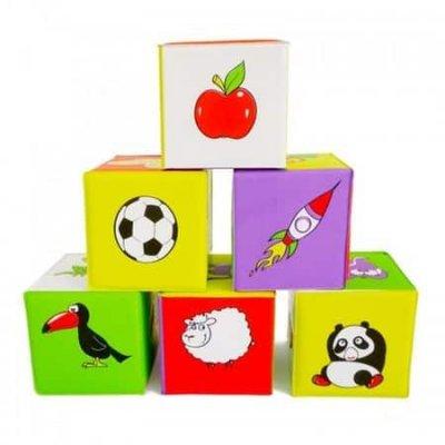 set 6 cuburi bebe