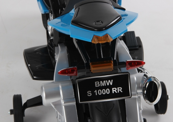 MOTOCICLETA COPII BMW ALBASTRU3