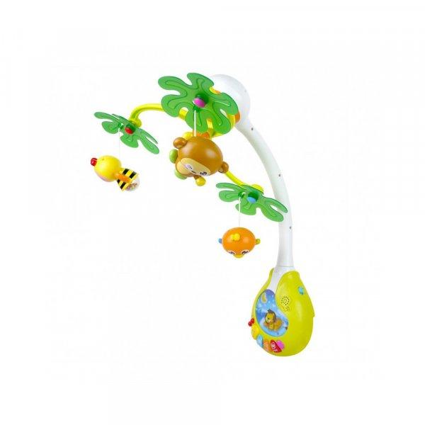carusel muzical cu lampa de veghe hola toys 1