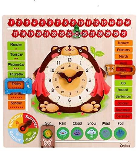 ceas educativ din lemn in limba engleza1