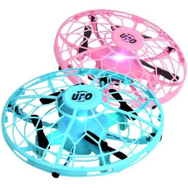 drona ufo control cu ajutorul mainii 1