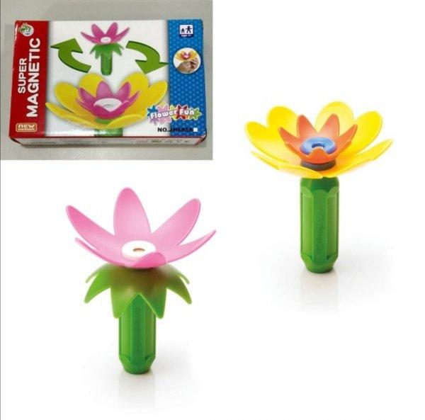 joc creativ floare magnetica