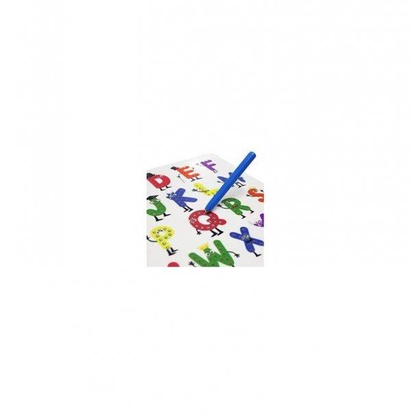 joc creativ cu magnet invata literele 2 1 1
