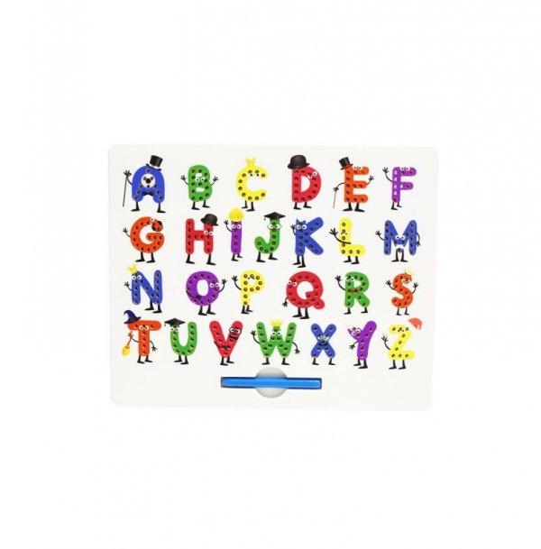 joc creativ cu magnet invata literele 2 2