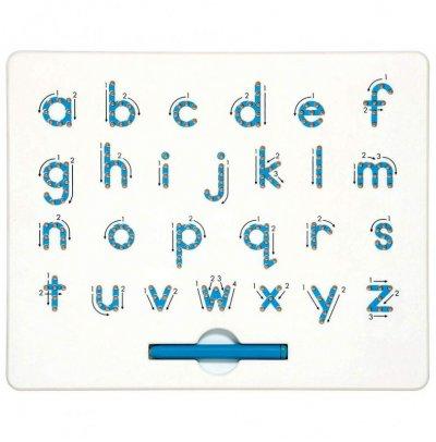 joc creativ cu magnet invata literele