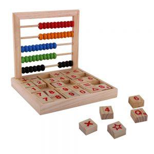 joc de socotit din lemn
