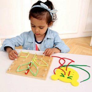joc educativ elastice