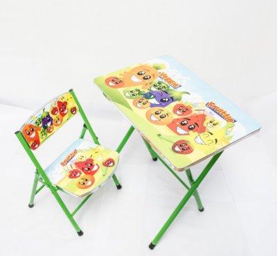 masuta pliabila si scaunel