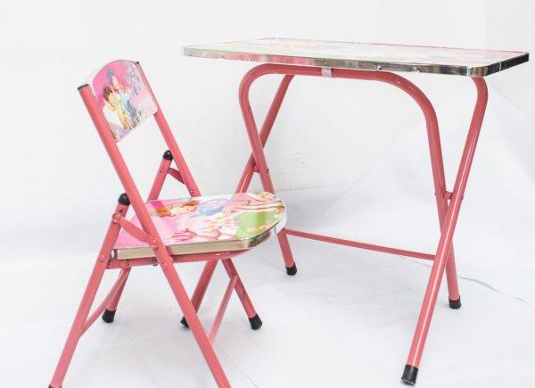 masuta si scaunel pliabile copii 1