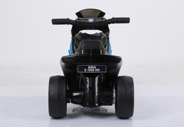 motocicleta copii bmw mic albastru sp