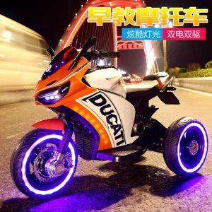 motocicleta electrica ducati