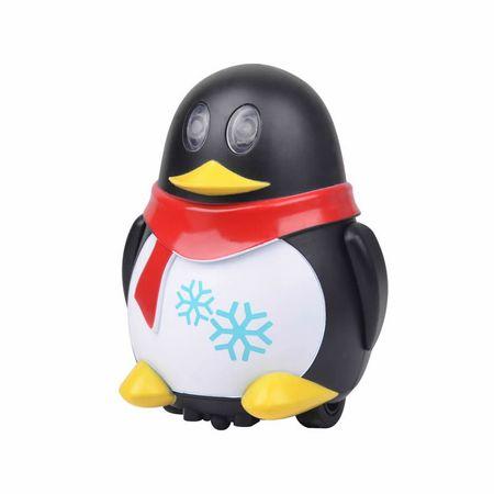 robot pinguin inductiv urmareste linia