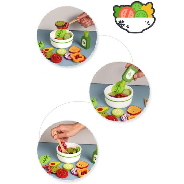 salata din lemn kabi 3