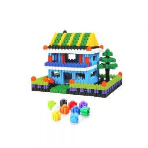set cuburi constructie