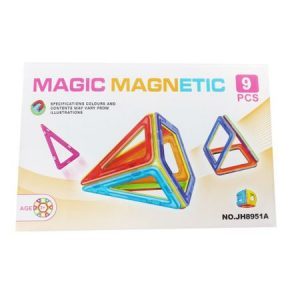 set de constructie magnetic