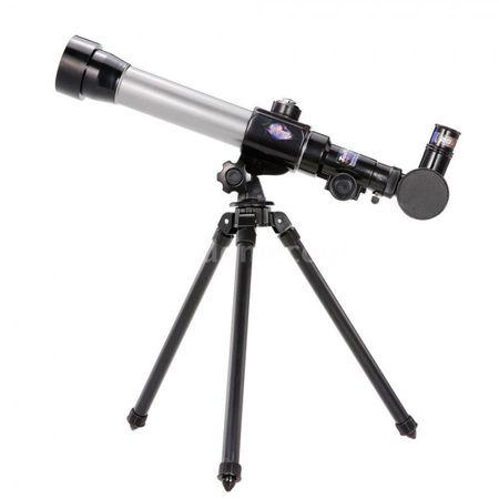 telescop cu trepied