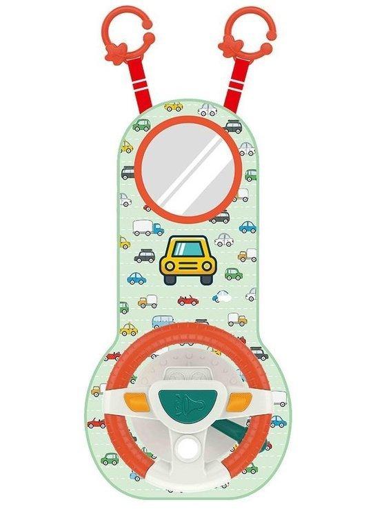 volan de jucarie bebe pentru masina 4