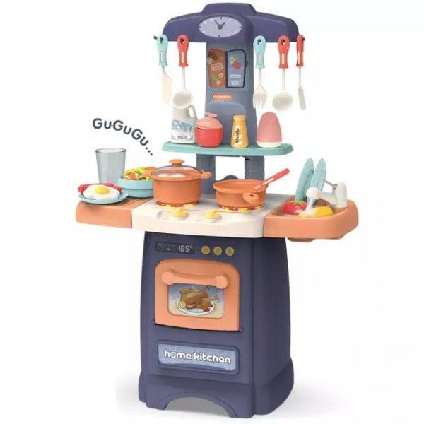 bucatarie de jucarie cu pompa de apa sunete si lumini 1