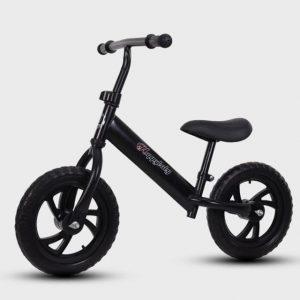 bicicleta fara pedale negru