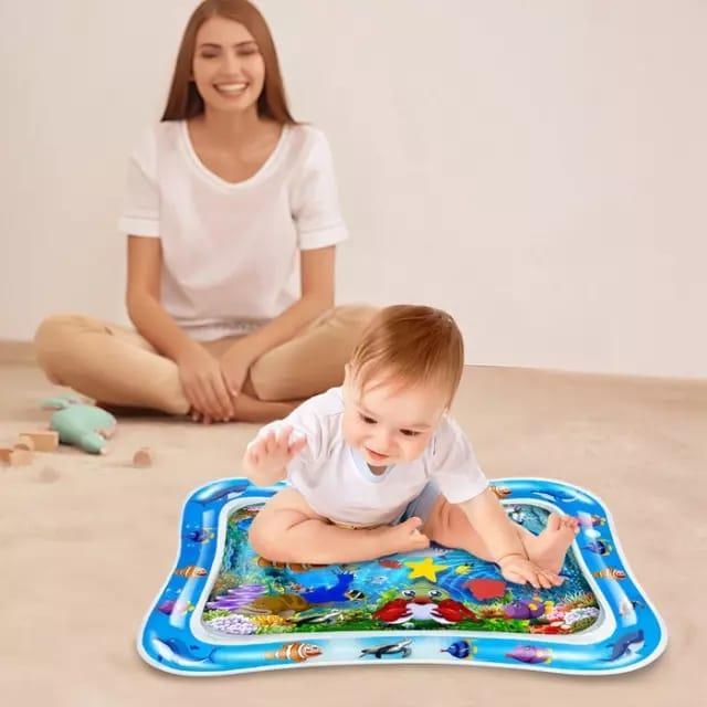 centru de activitati bebe saltea cu apa