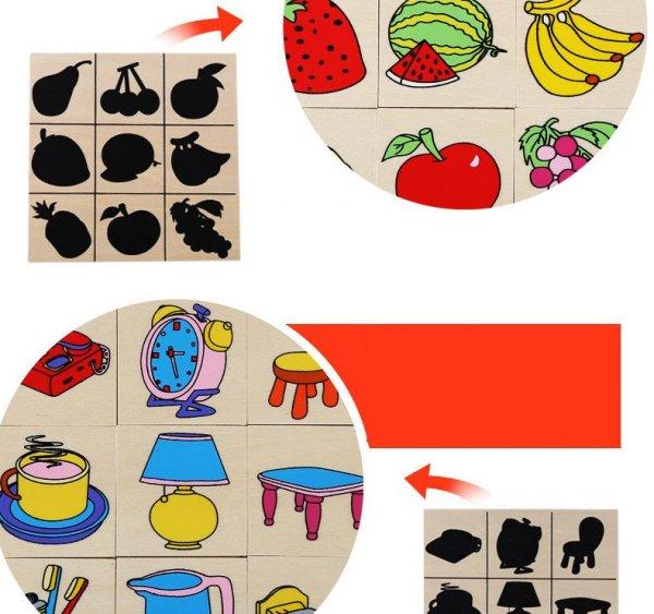 joc memorie din lemn 4