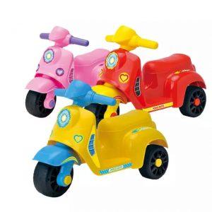 scuter pentru copii din plastic