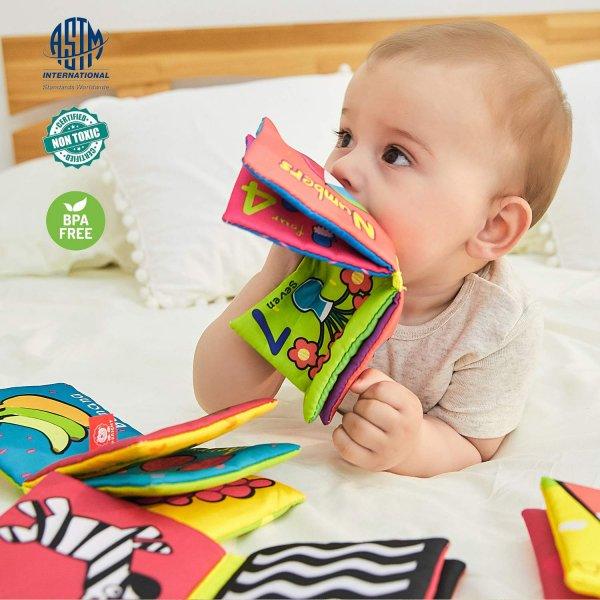 set 6 carti senzorilae bebe 1