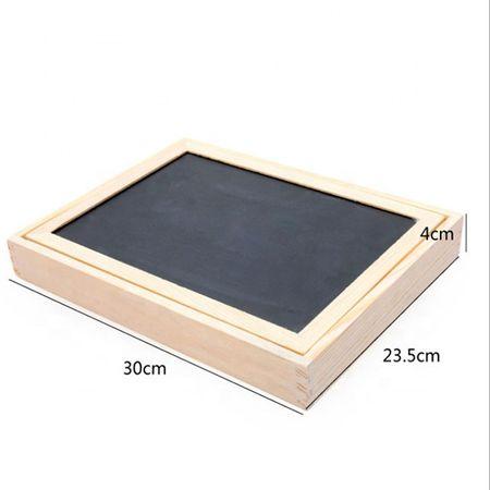 tabla magnetica din lemn ferma 2