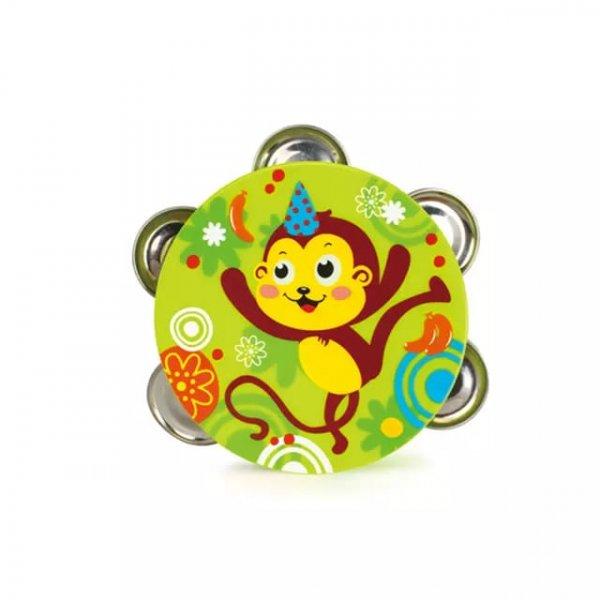 tamburina zornaitoare bebe 3
