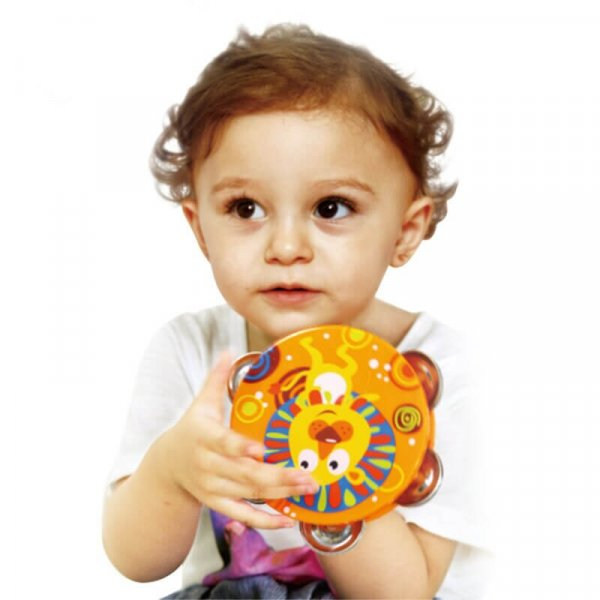 tamburina zornaitoare bebe 5