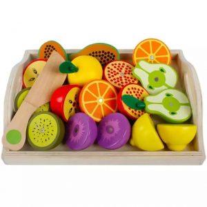 tavita cu fructe de feliat