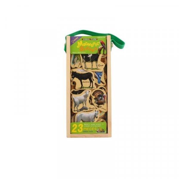 animalute si pasari din lemn
