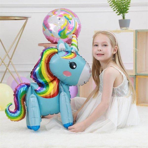 balon petrecere aniversara unicorn 2