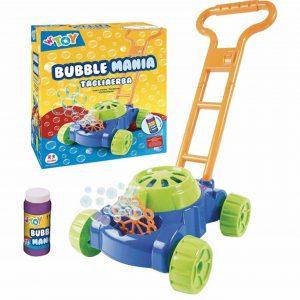 masina de tuns iarba cu baloane